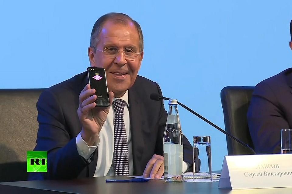 Лавров обвинил НАТО в несоблюдении условий акта от1997 года