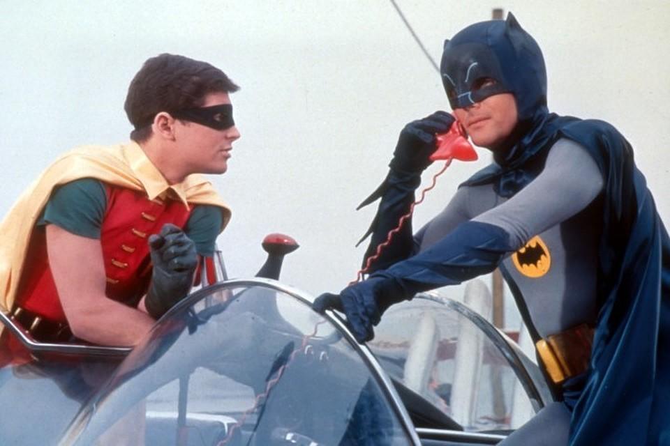 ВАмерике скончался актёр Адам Уэст, сыгравший Бэтмена