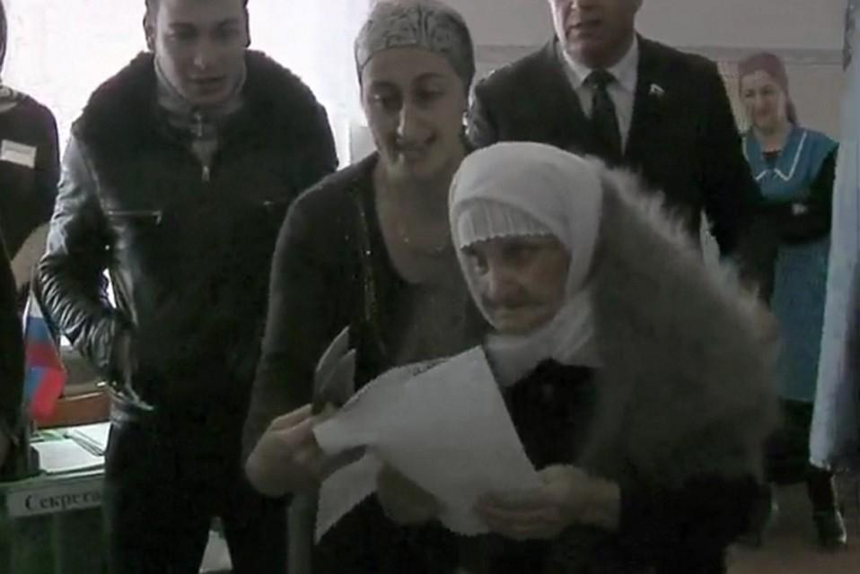 ВИнгушетии ввозрасте 116 лет скончалась одна изстарых женщин мира