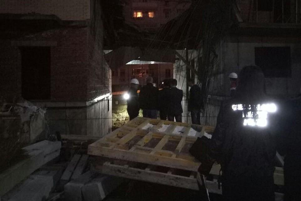 Трое северокорейских рабочих пострадали при обрушении настройке вХабаровске
