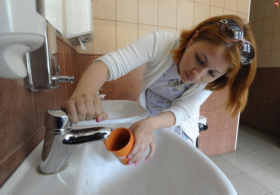 Парковый, Заостровка иКондратово остались без воды