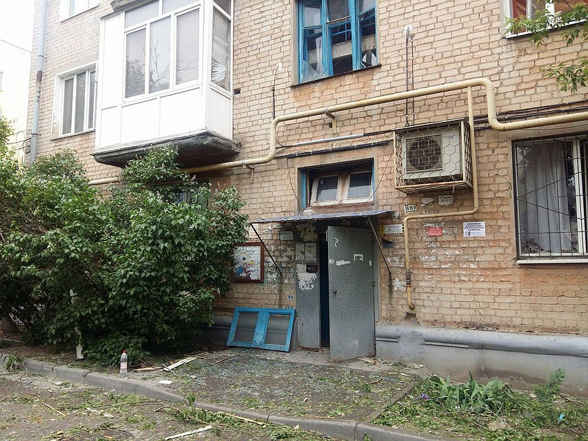 Наместе разрушенного взрывом дома вВолгограде появится парк