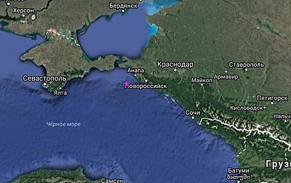 Землетрясение магнитудой 4,1 балла случилось  вреспублике Тыва