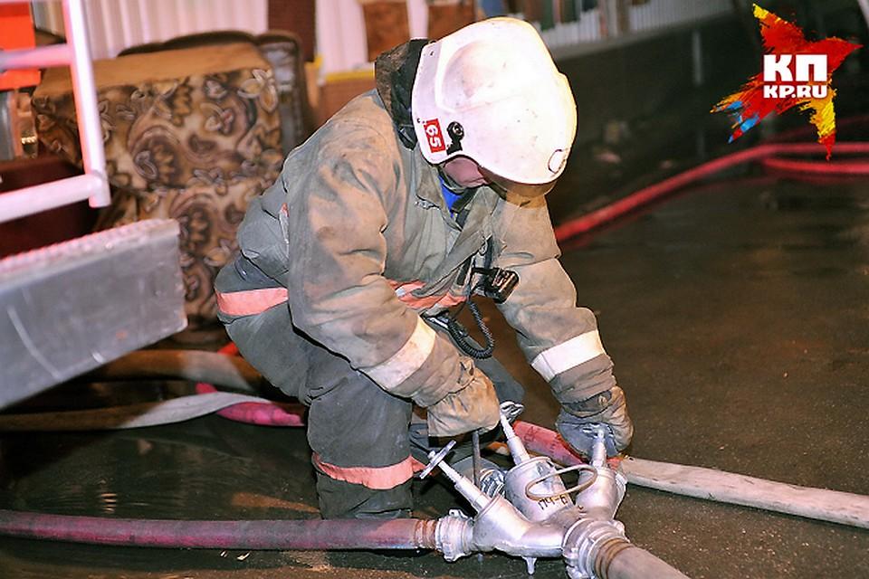 ВНовосибирске из-за пожара вбиблиотеке эвакуировали институт