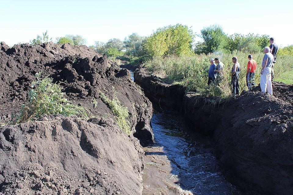 Дело обосушении озера Круглого под Воронежем остановили - отсутствуют подозреваемые