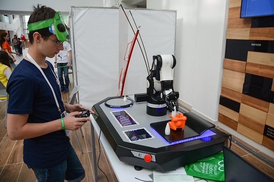 14 южноуральцев изумили жюри Всероссийской робототехнической олимпиады
