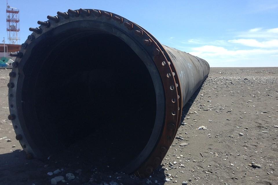 ВСочи глубоководный выпуск очистных сооружений восстановят косени