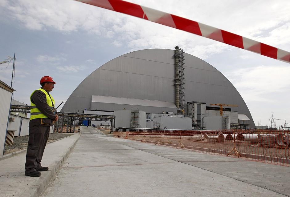 Из-за вирусной атаки Чернобыльская АЭС перешла наручной мониторинг радиации