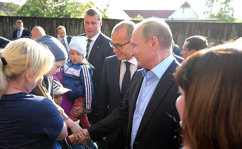 Путин: машиностроители должны нарастить экспортный потенциал