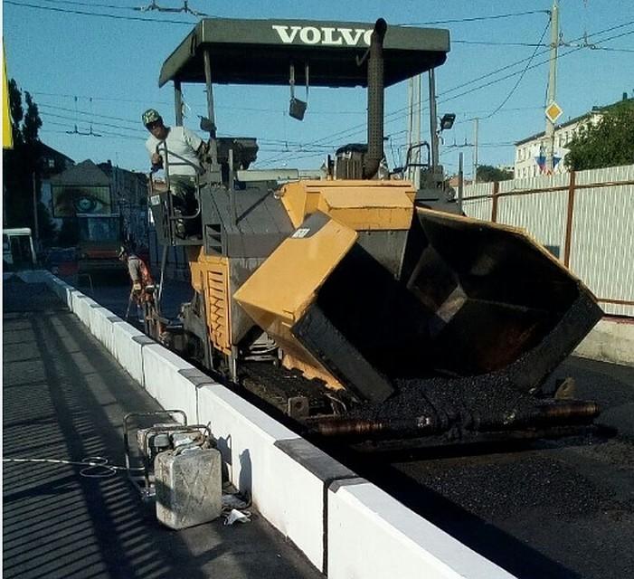 ВРостове откроют отремонтированную часть моста напроспекте Стачки