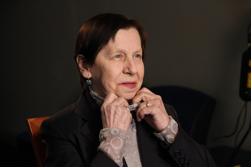 В северной столице  скончалась Светлана Кармалита, известный советский и русский  киносценарист