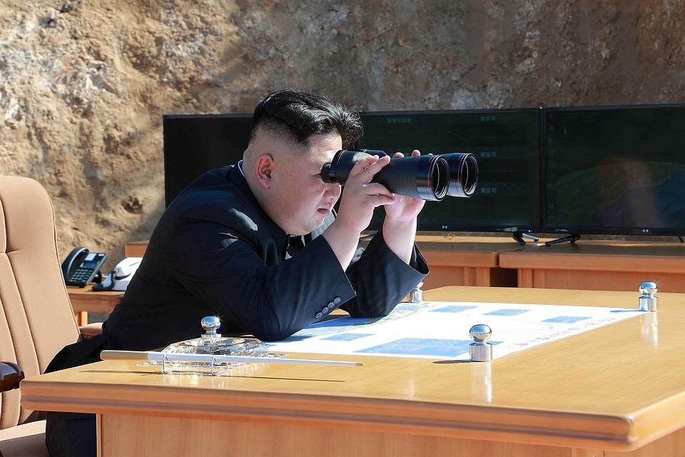 ВСША назвали двухступенчатой испытанную КНДР баллистическую ракету