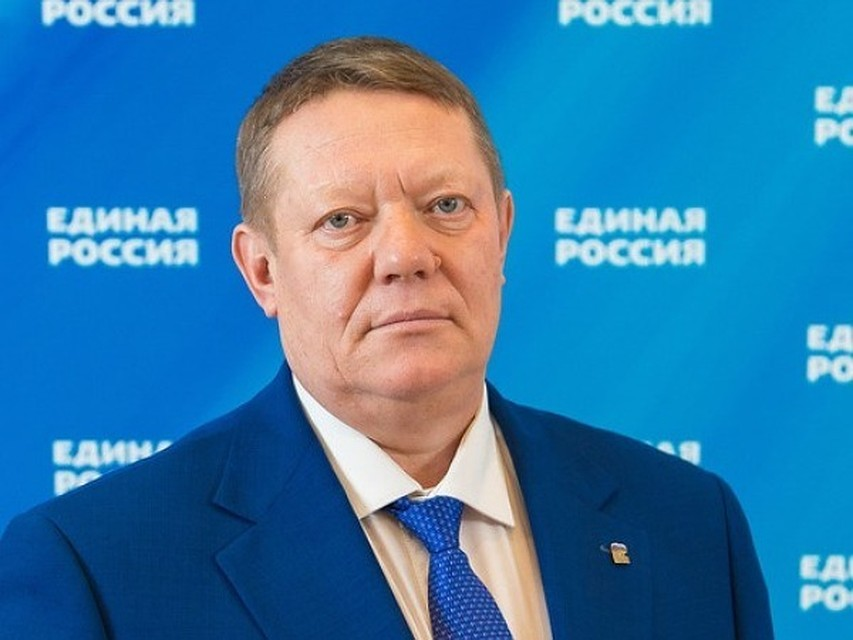 Валерий Радаев встретился в столице России сВячеславом Володиным