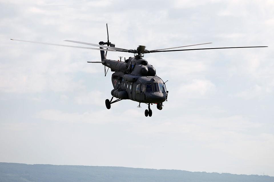 ВСтавропольском крае отрабатывают боевую стрельбу неменее 20 вертолётов