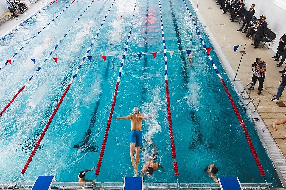 ВКазани может появиться школа плавания FINA