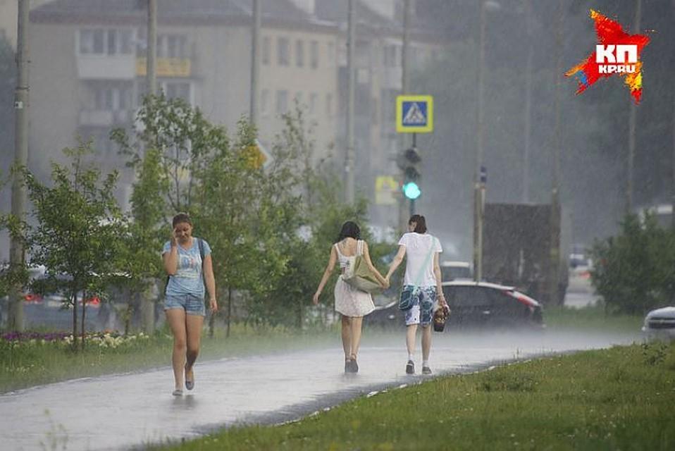 Cотрудники экстренных служб предупредили осильном ветре игрозах сградом вСвердловской области