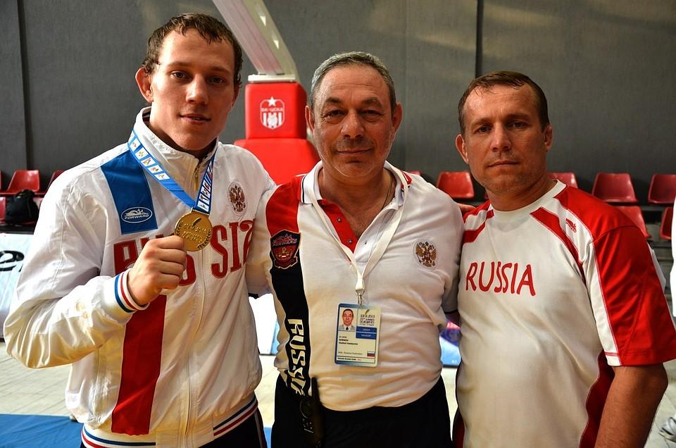 Казахстанский дзюдоист завоевал медаль Сурдлимпийских игр