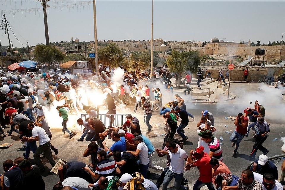 Совет безопасности ООН собирается навнеочередное совещание из-за ситуации вИерусалиме