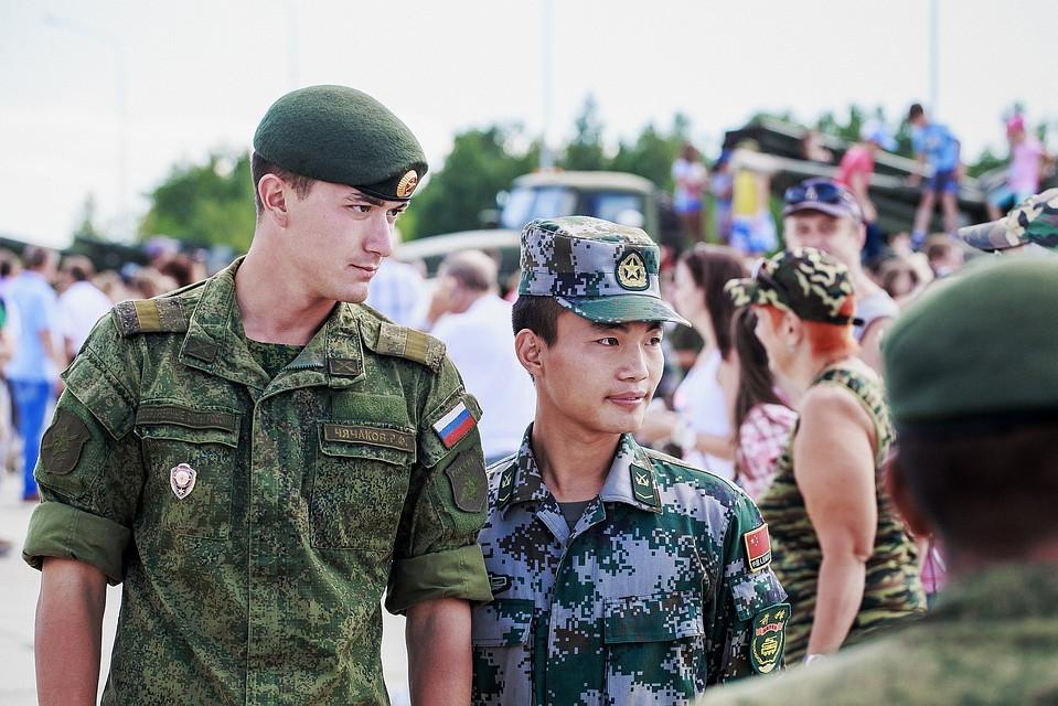 ВВС Китая хотят развивать сотрудничество сроссийскими коллегами