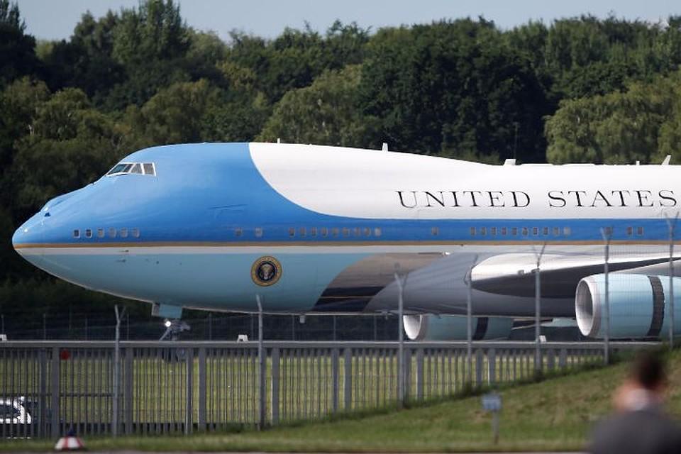 ВВС США купят для Трампа два самолета «Трансаэро»