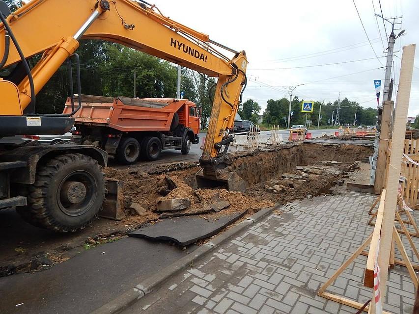 ВСмоленске граждане Кловки останутся без горячей воды досередины сентября