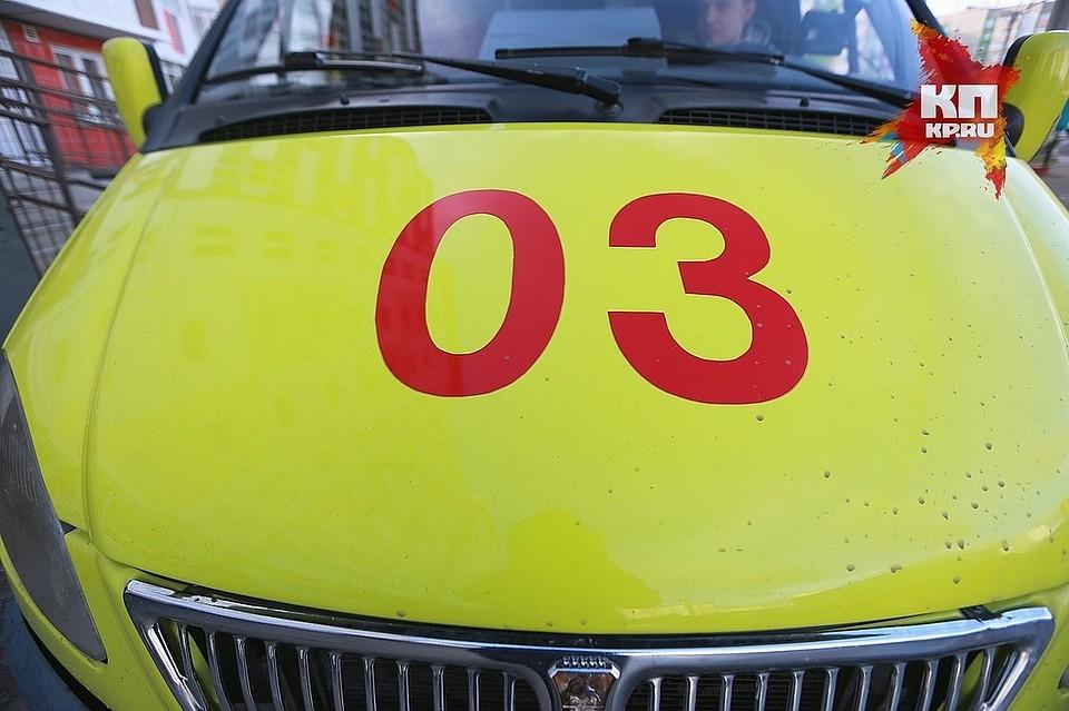 Вавтокатастрфе под Красноярском погибли двое взрослых иребенок