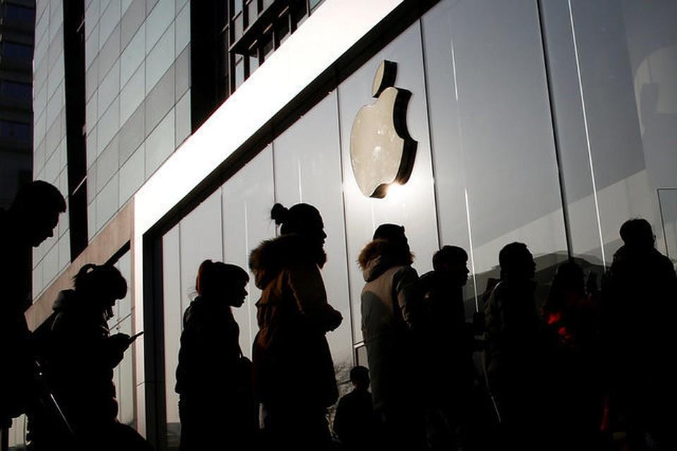 Компания Apple зарегистрировалась в социальная сеть Instagram