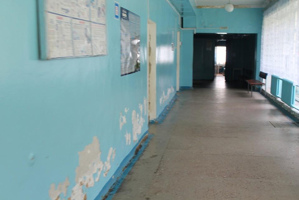 Худшая поликлиника вЧелябинской области находится вселе Миасское