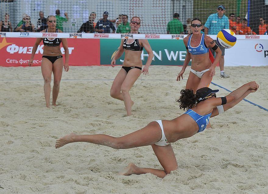 Казань примет первенство Европы попляжному волейболу U18