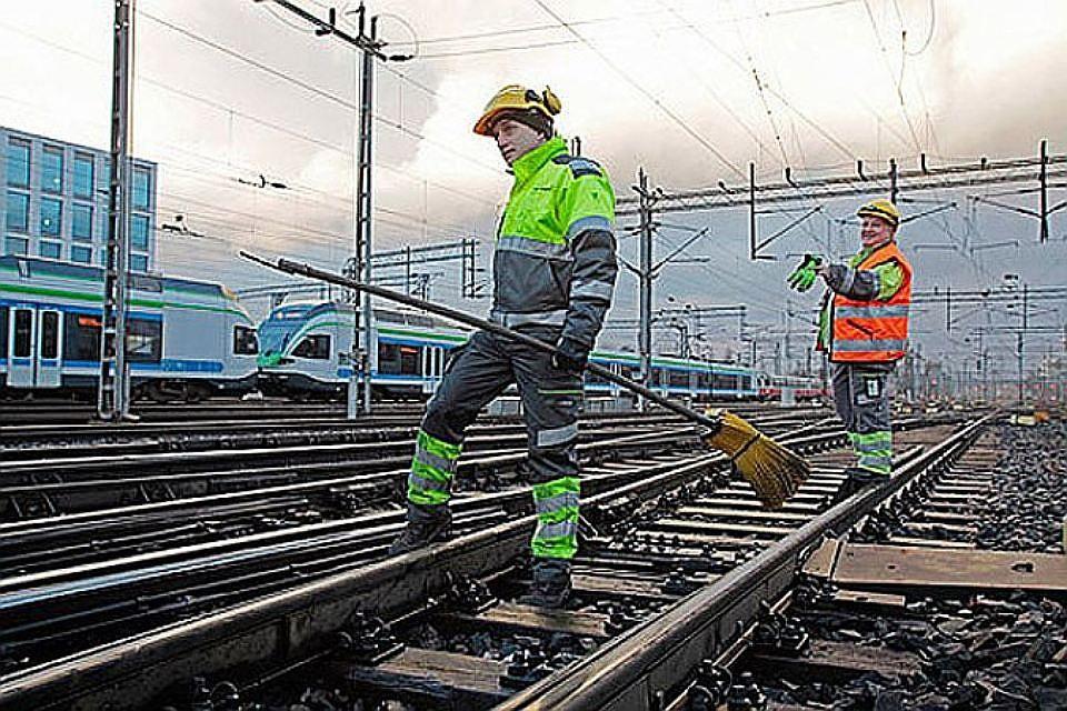 Поезд «Аллегро» запоздал вПетербург из-за плохой погоды вФинляндии