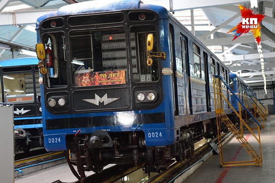 Работу над проектом метродепо возобновят вНовосибирске