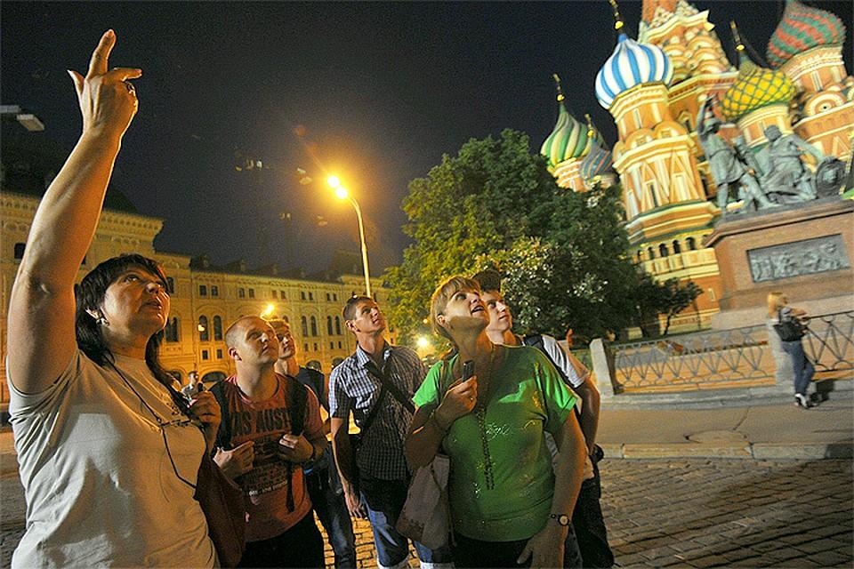 Бесплатные экскурсии поисторическим районам столицы пройдут осенью