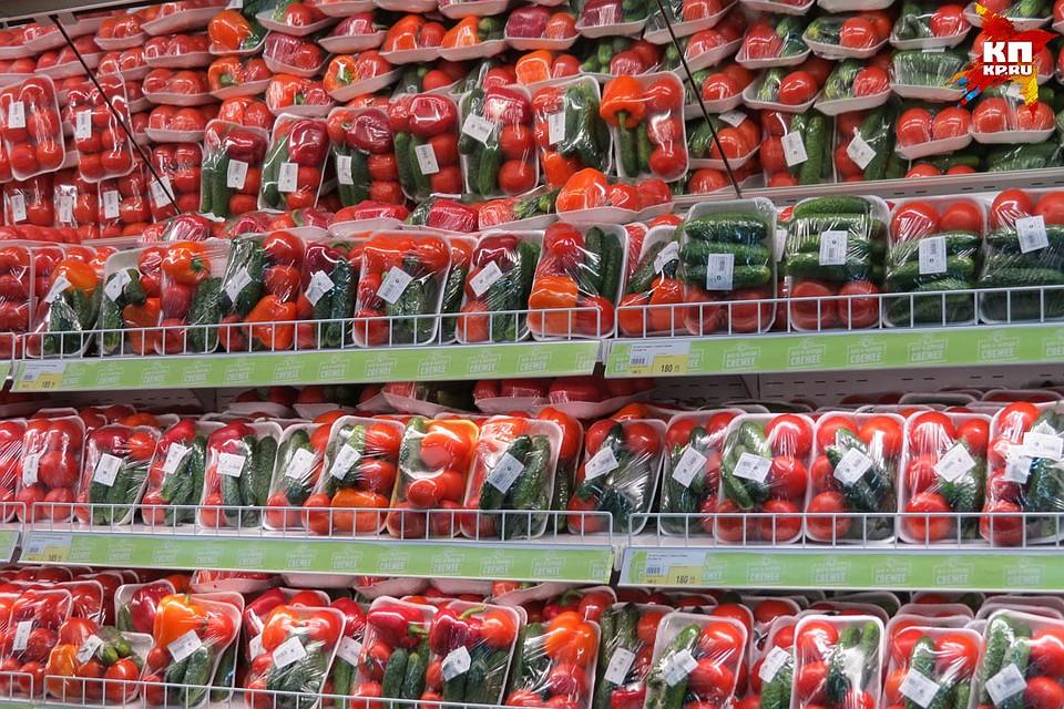11 тонн турецких помидоров раздавили вТюменской области