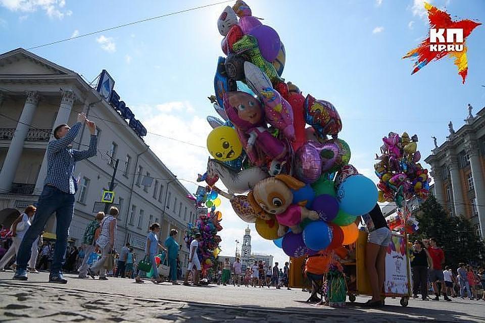 День города Екатеринбурга 2017: программа мероприятий, салют— время иместо