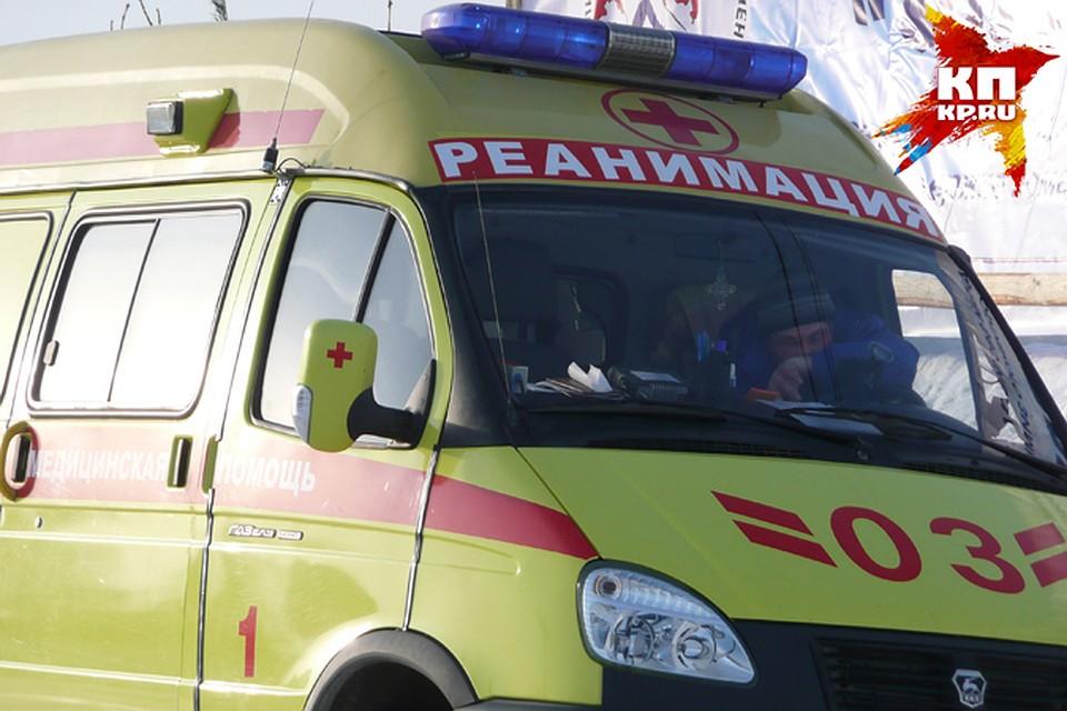 ВТюмени насмерть разбился двухлетний ребенок, выпав изокна многоэтажки