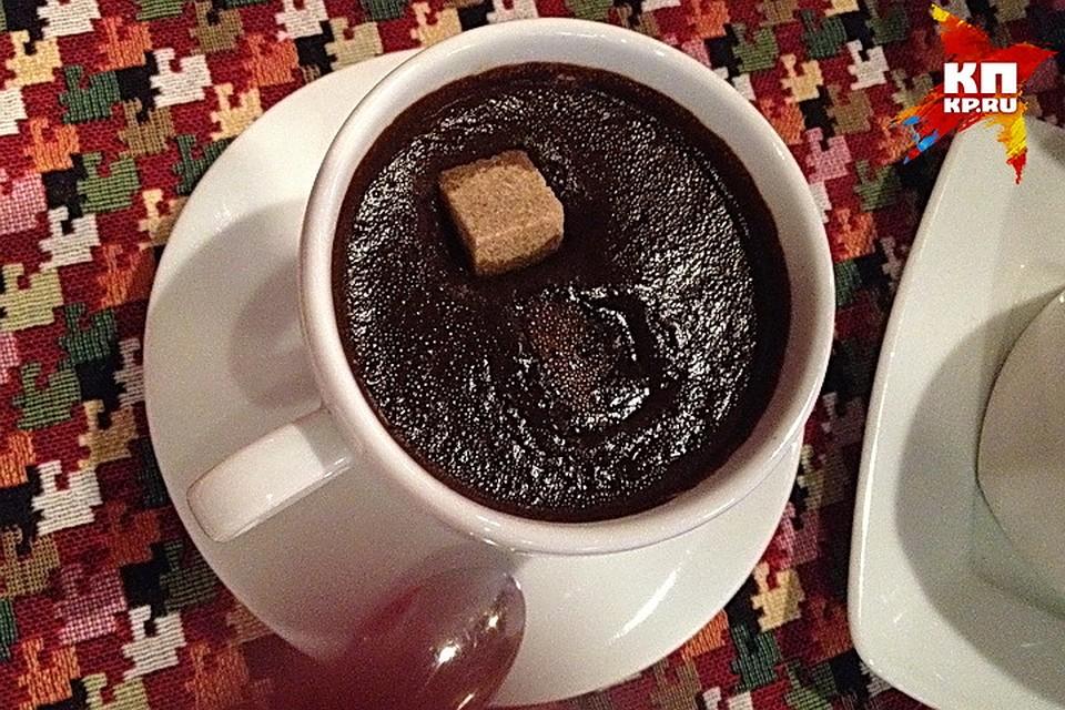 Астраханская область ваутсайдерах поколичеству заведений общепита, где реализуют  кофе