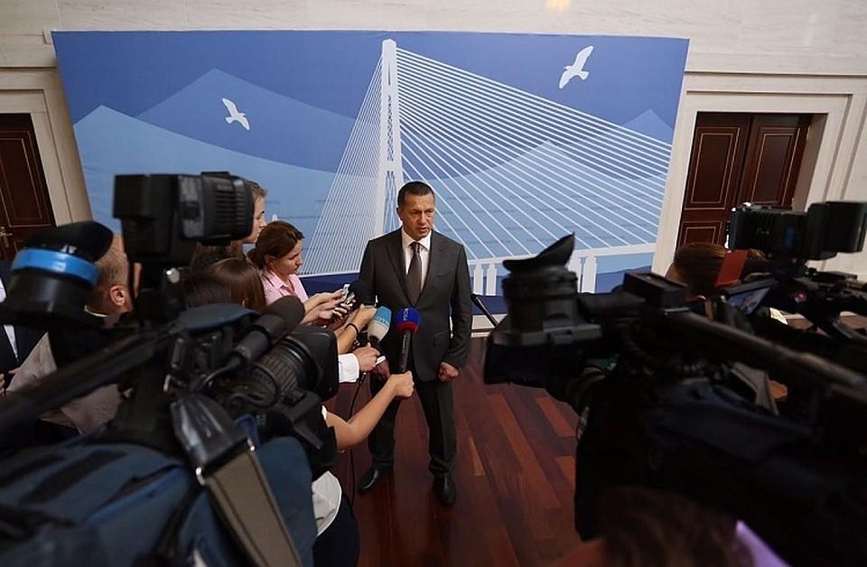 Руководство выделило практически 100 млн руб. пострадавшим отпаводка вПриморье