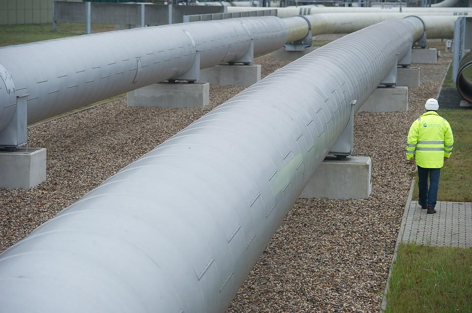 Жебривский сказал оначале возведения газопровода вАвдеевку