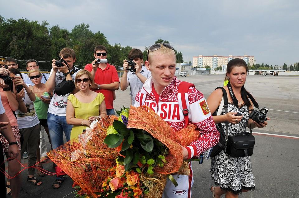Захаров завоевал золото вТайване