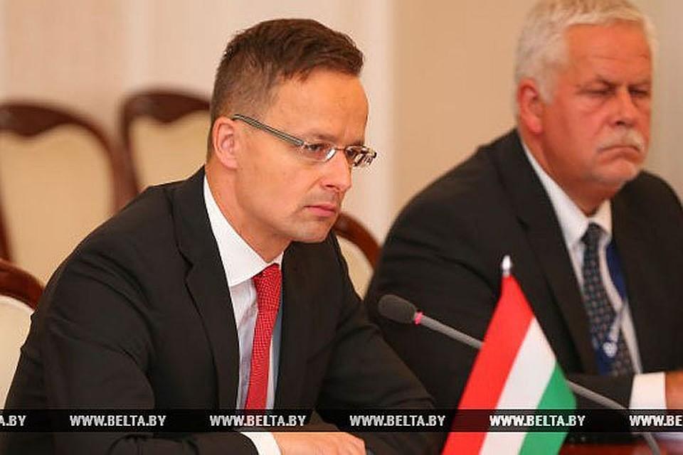 Венгрия отозвала изНидерландов посла