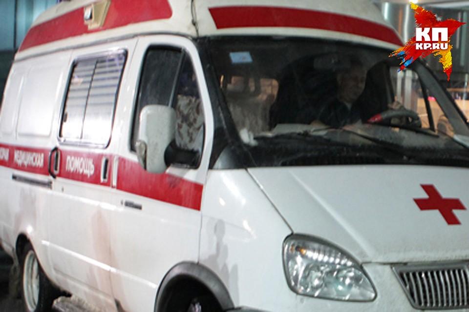 Встолкновении 2-х иномарок вБрянске пострадали 5 человек
