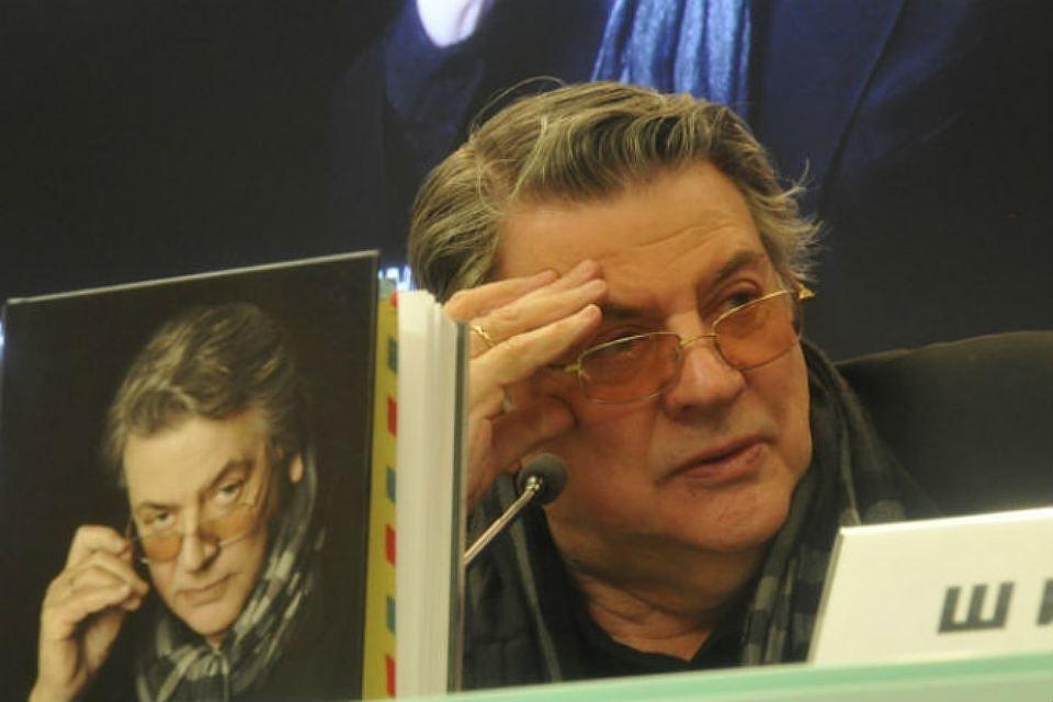 Вбазу украинского сайта «Миротворец» попали артист Ширвиндт имузыкант Карлин