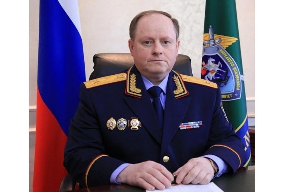 Управляющим СУСК Орловской области стал Анатолий Щуров