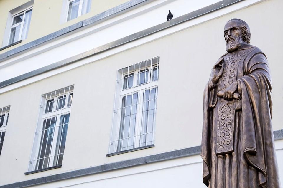 ВБарнауле установят монумент Сергию Радонежскому