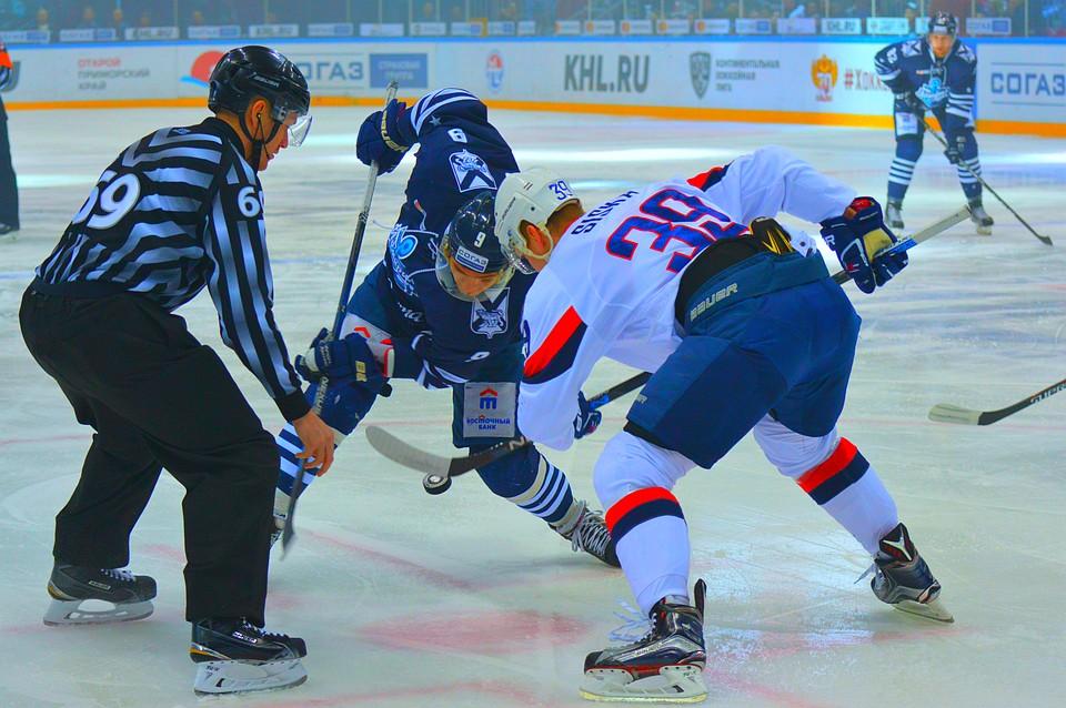 СегодняХК «Адмирал» изВладивостока проведет 1-ый  домашний матч всезоне