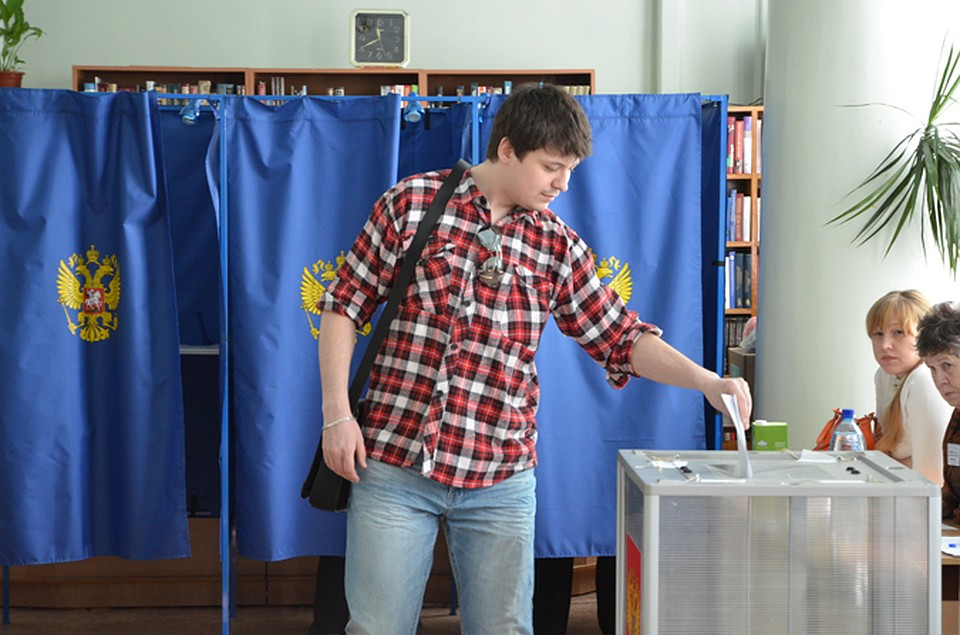 Явка на довыборы в Законодательное собрание Новосибирской области составила менее 14