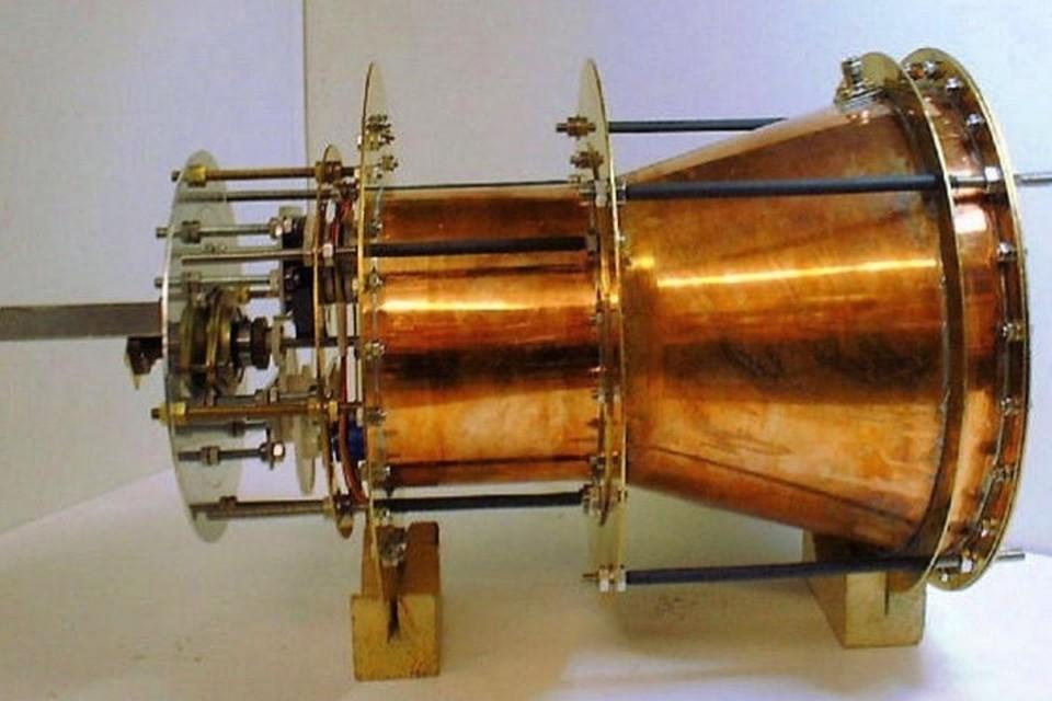 В «Поднебесной»  разработали мотор , нарушающий законы физики