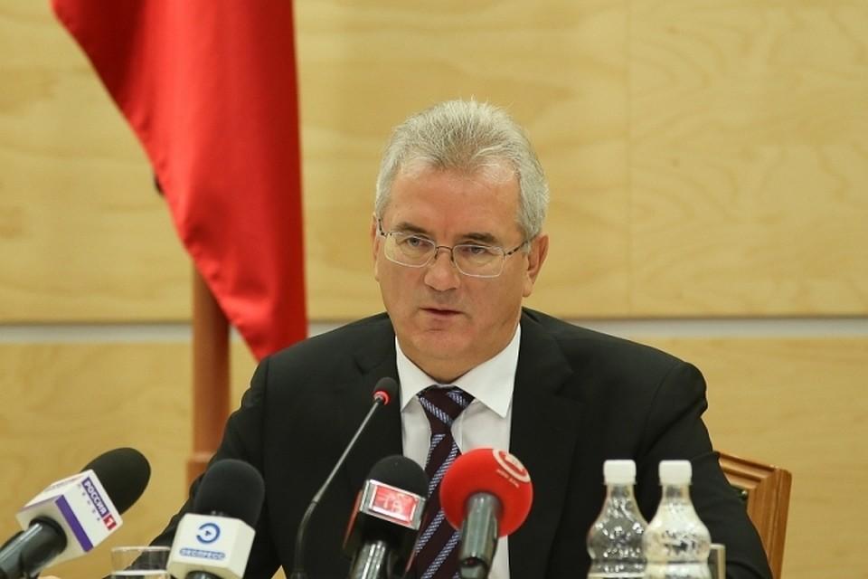 Иван Белозерцев призвал ускорить темпы подготовки котопительному сезону