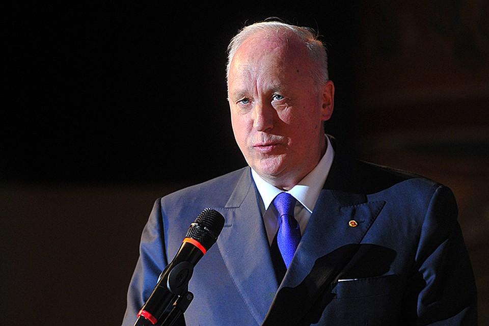 Бастрыкин взял под контроль расследование дел соСтаврополья, Кубани иДагестана