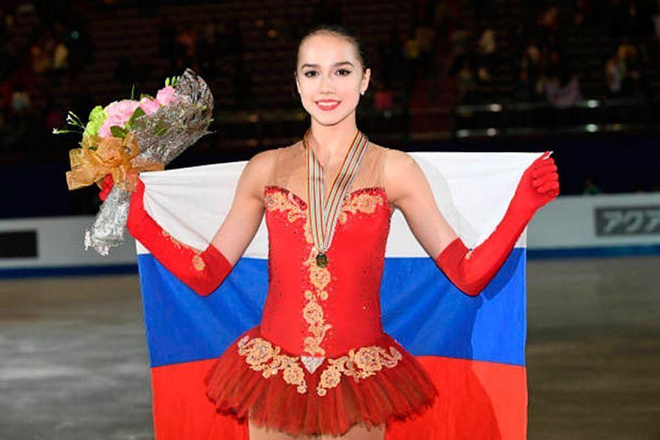 Загитова— 3-я вкороткой программе наLombardia Trophy, Туктамышева— шестая